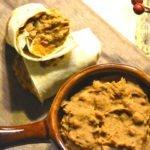 Refried Bean Burrito Recipe