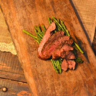 Elk Heart Recipe