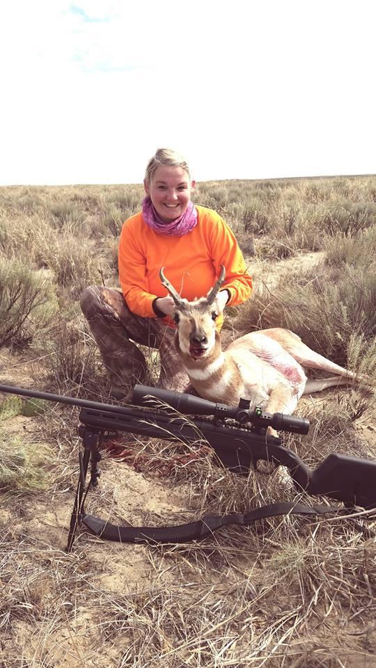 Colorado Pronghorn Hunt